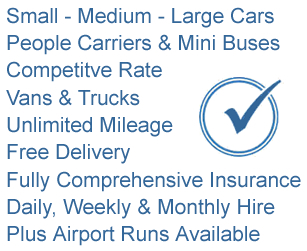 Thurrock Car and Van Rental