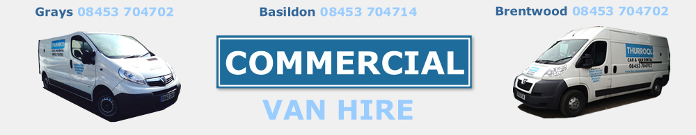 Essex Commercial Van Hire
